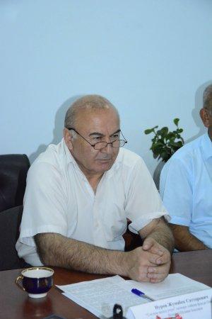 Жумабек Нуров
