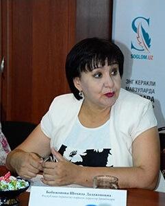 Shohida Bobojonova